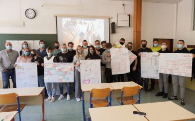 Start up vikend 2021 – vikend podjetništva na Srednji šoli Jesenice